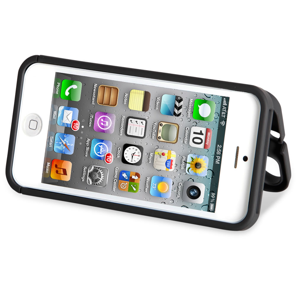 The iPhone 4/4S Polycarbonate Wallet2