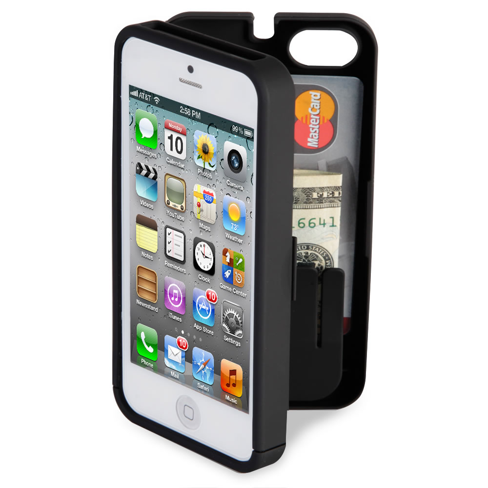 The iPhone 4/4S Polycarbonate Wallet 1