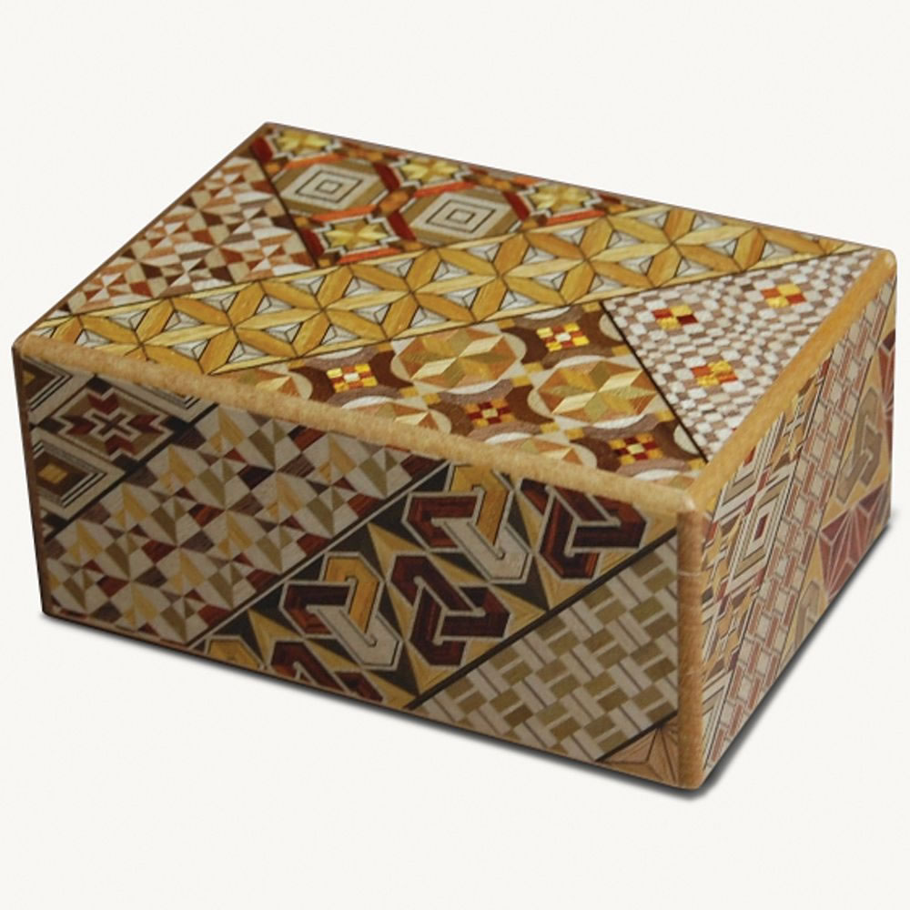 The Himitsu-Bako Puzzle Box 2