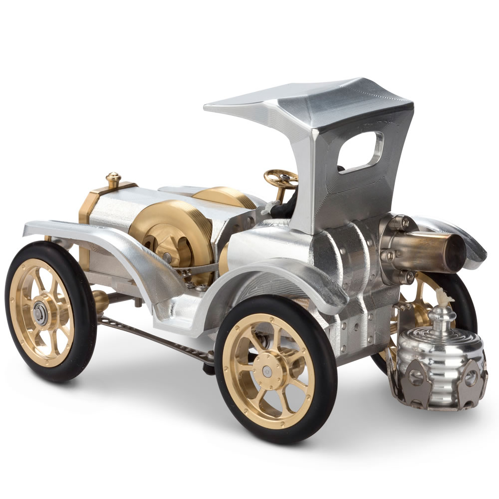 The Stirling Engine Model T 4
