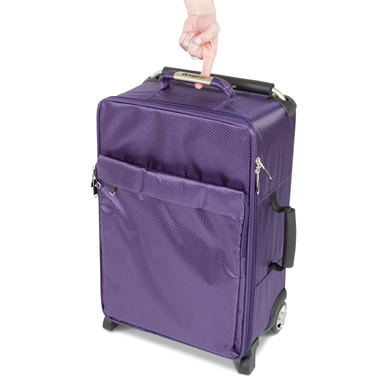The World's Lightest Carry On. (28 1/4