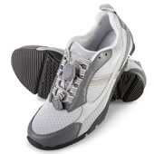 The Knee Pain Relieving Walking Shoes.