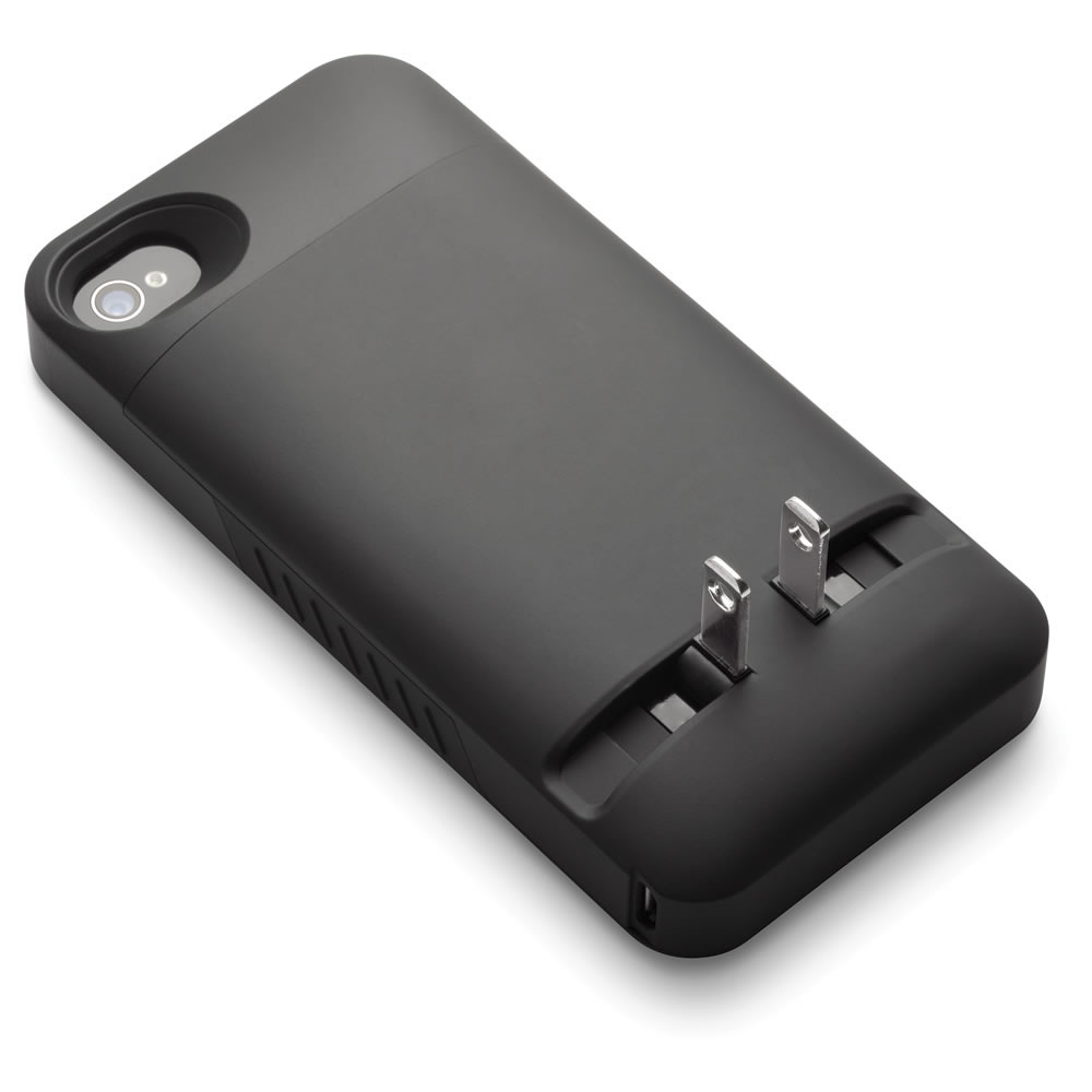 The Cordless iPhone 4/4s Charging Case 2