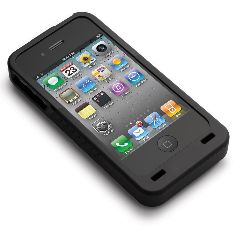The Cordless iPhone 4/4s Charging Case 1