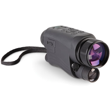 The Night Vision Video Recorder.