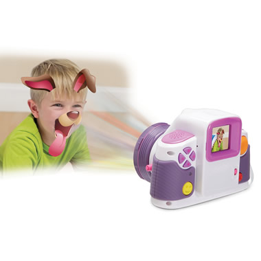 The Children's Animating/Projecting Camera.