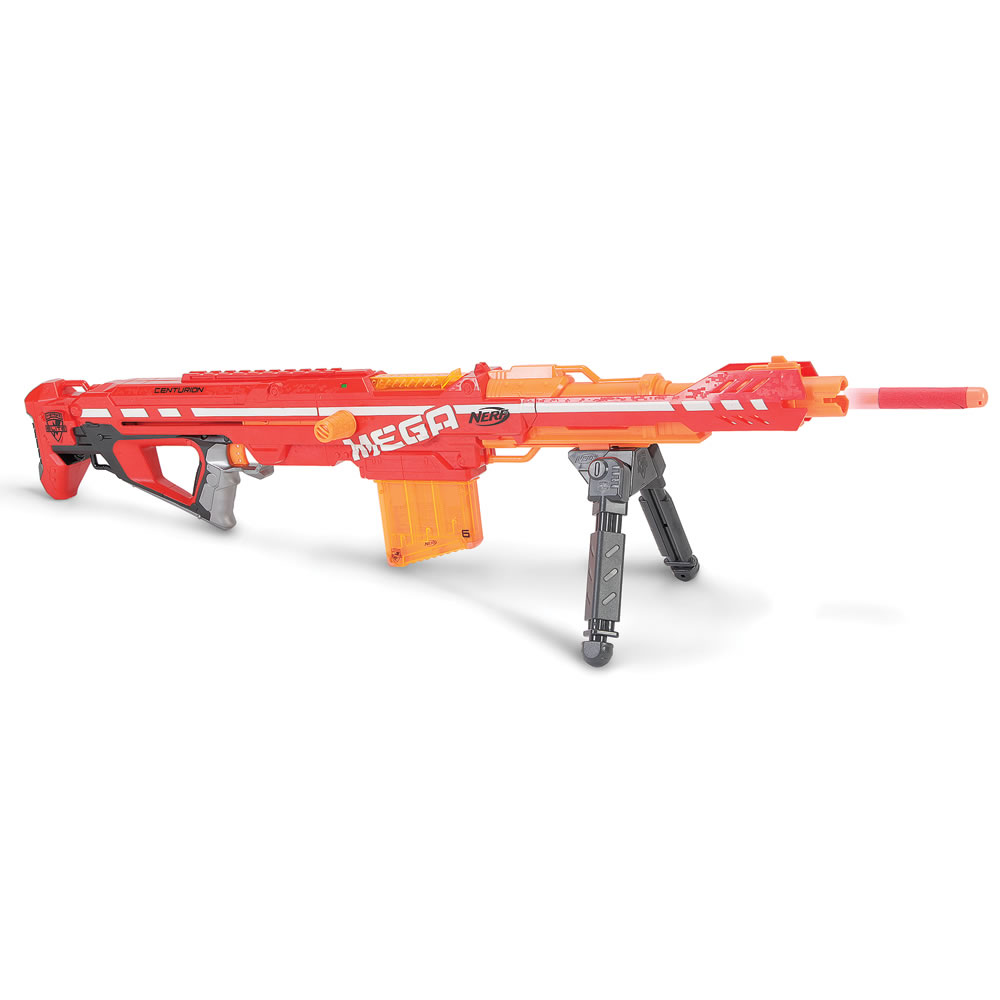 The 100' Range Foam Dart Blaster 2
