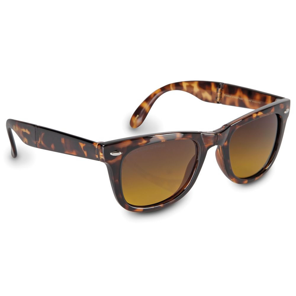 The Folding Clarity Enhancing Sunglasses 2
