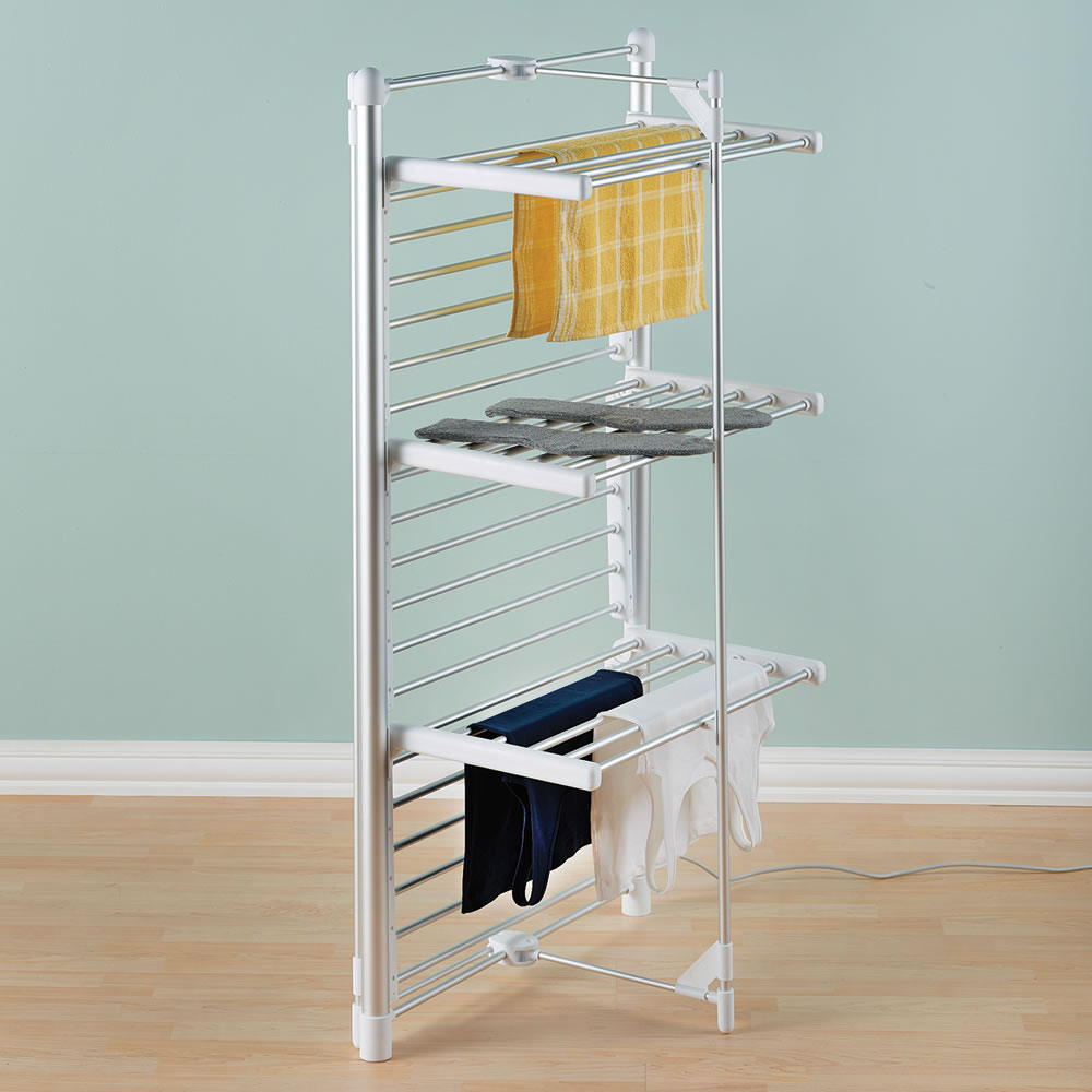 The Foldaway Heated Drying Rack 3