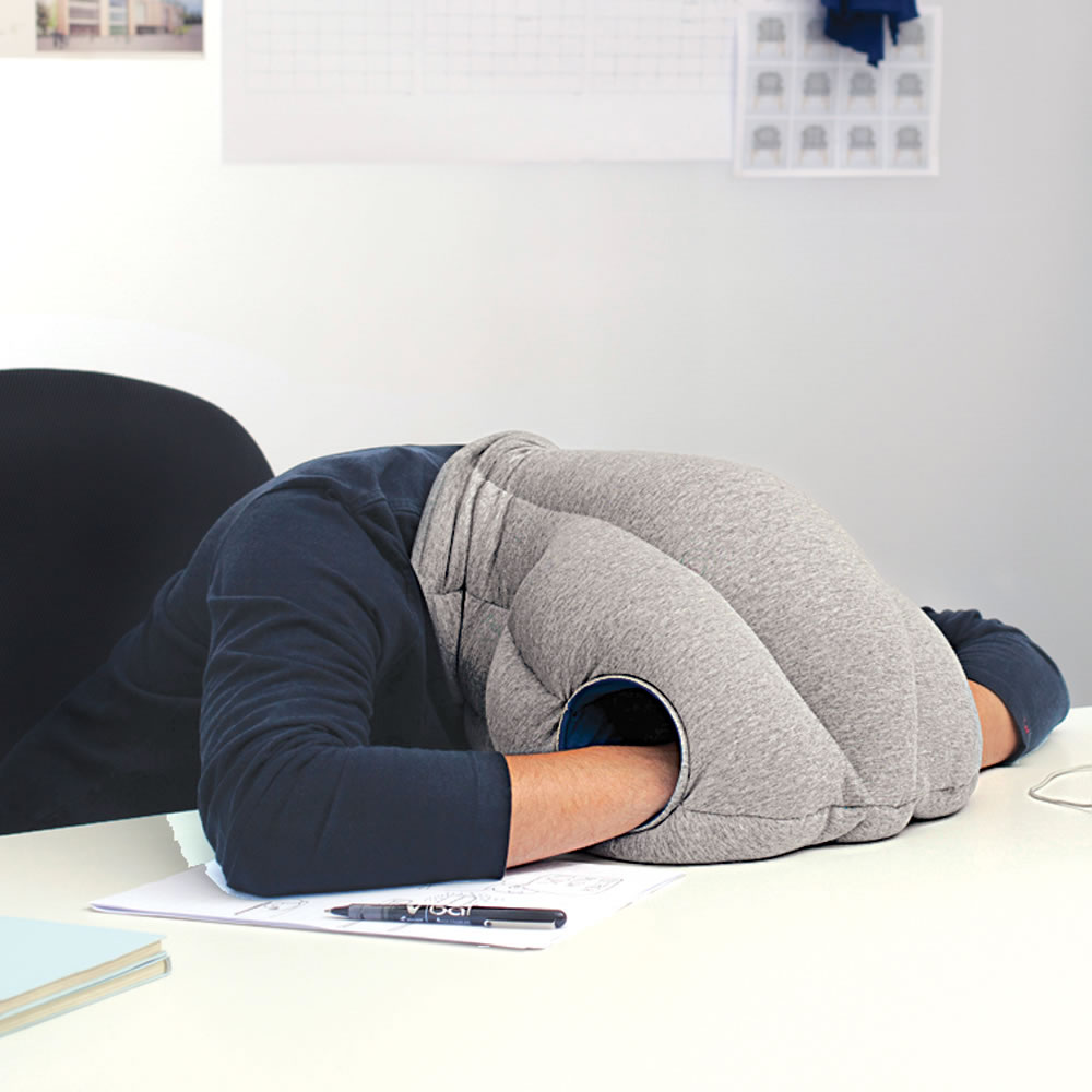 The Power Nap Head Pillow 4