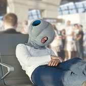 The Power Nap Head Pillow.