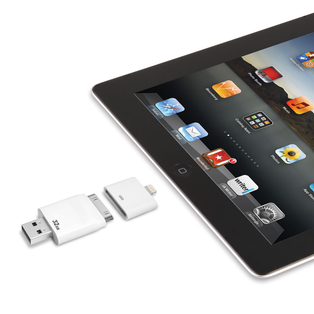 The Only Read And Write iPad Flash Drive  (32 GB)1