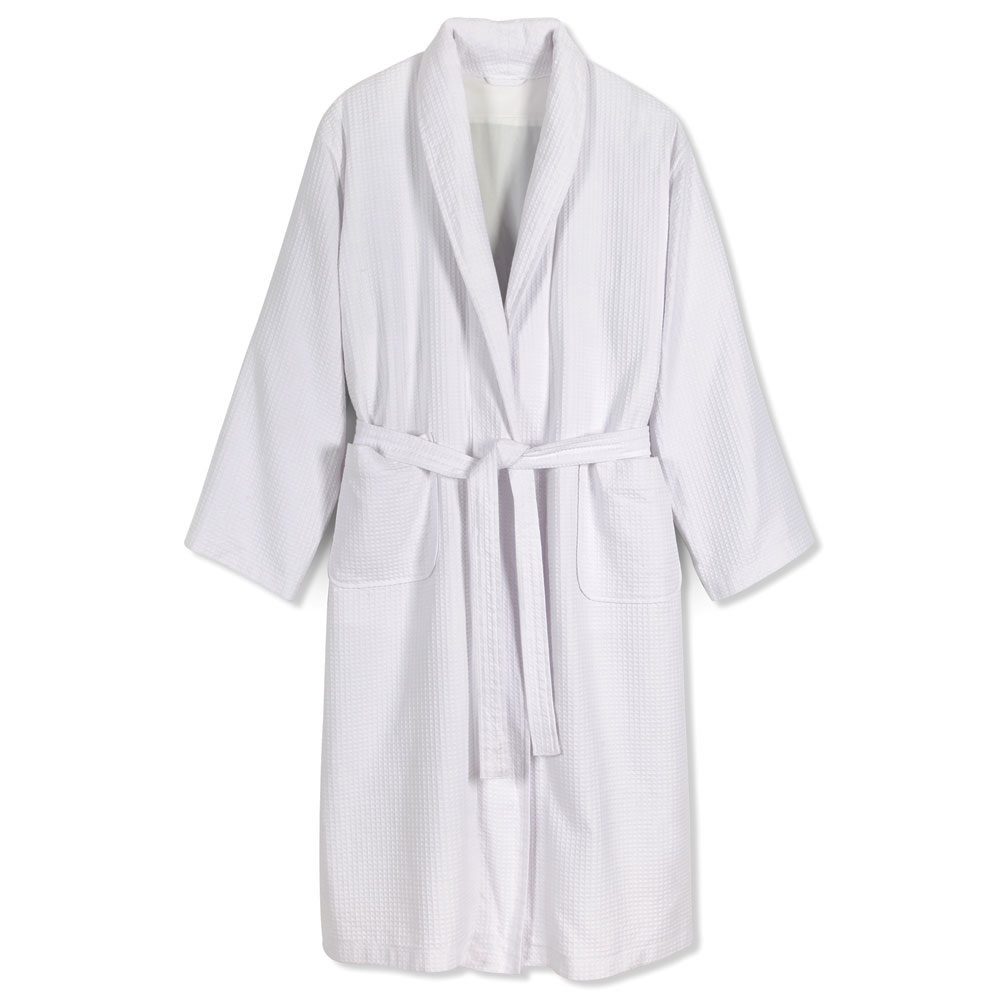 The Heated Cotton Robe 2