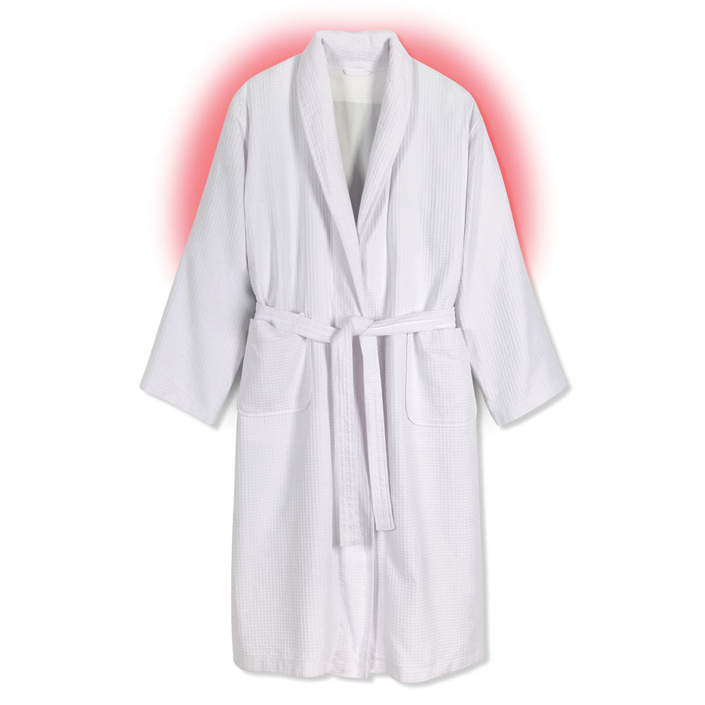 The Heated Cotton Robe 1