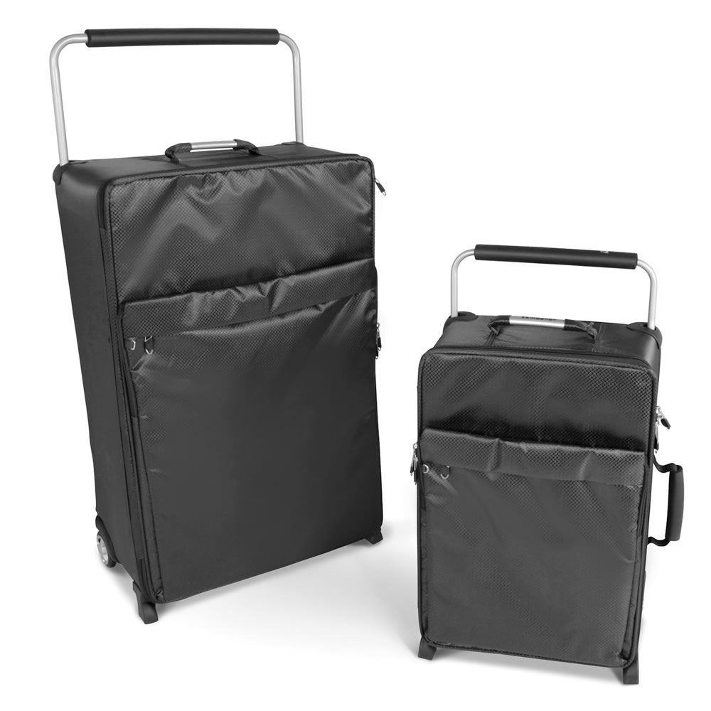 The World's Lightest Two Wheel Carry On 2