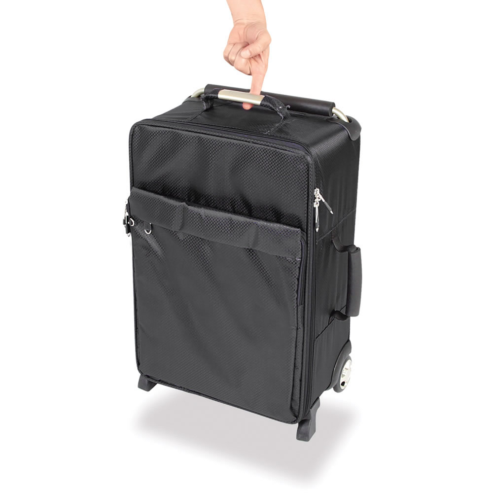 The World's Lightest Two Wheel Carry On 1