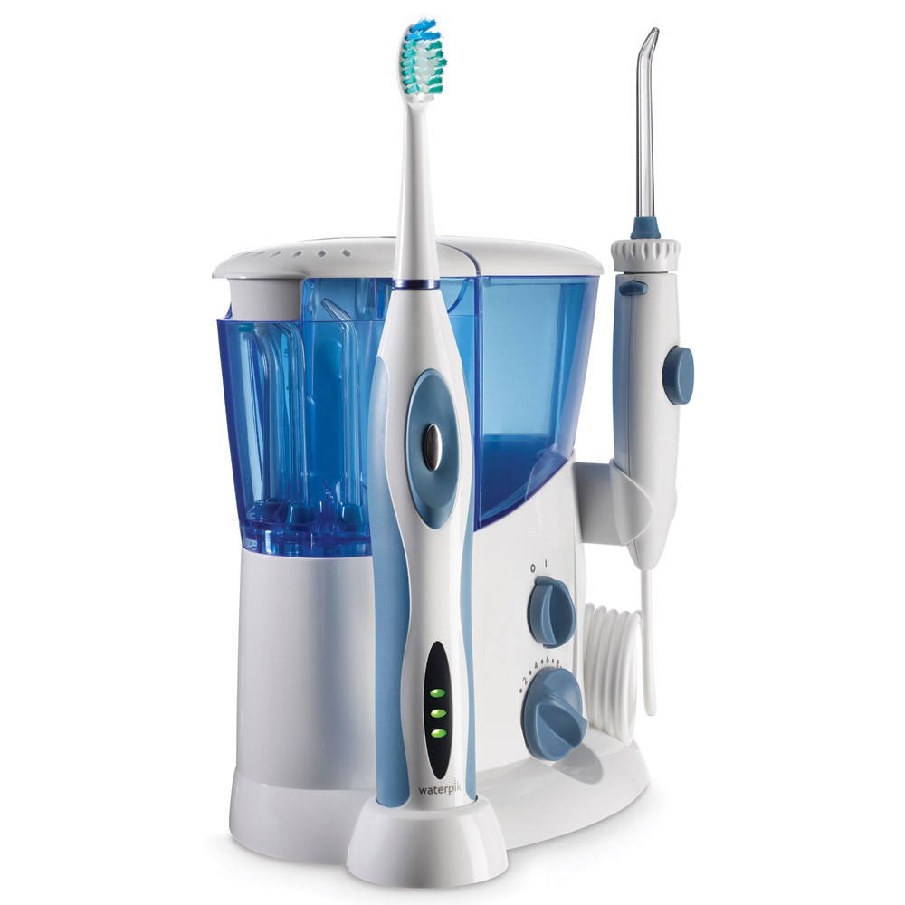 tooth cleaning machine