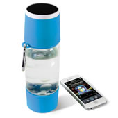 The Wireless Speaker Water Bottle.