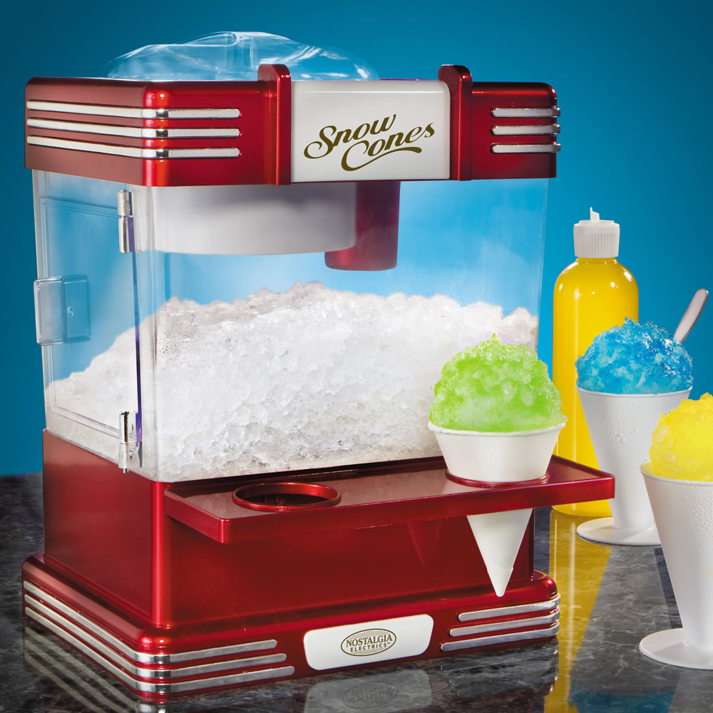 The Countertop Snow Cone Machine2