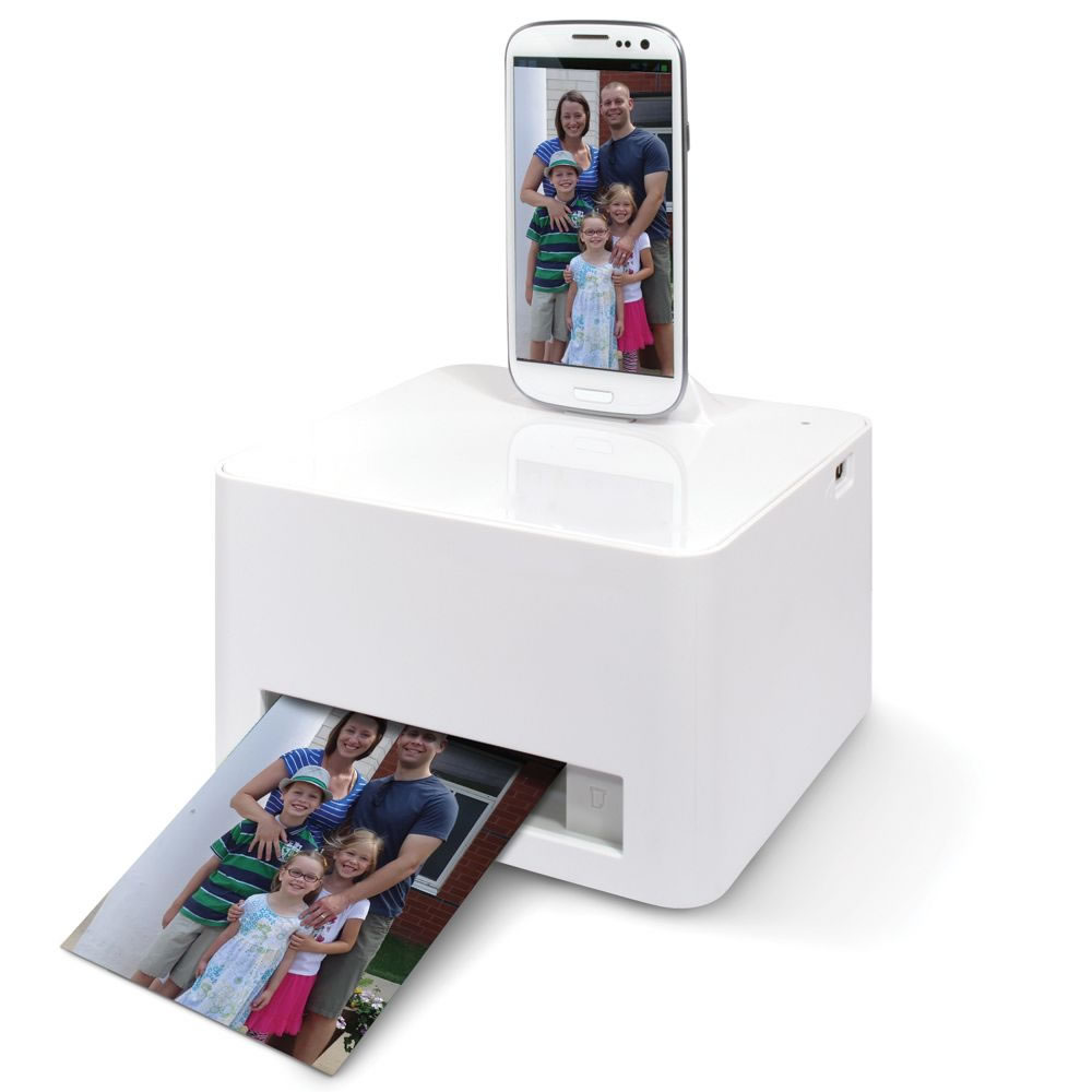 Android Smartphone Photo Printer2
