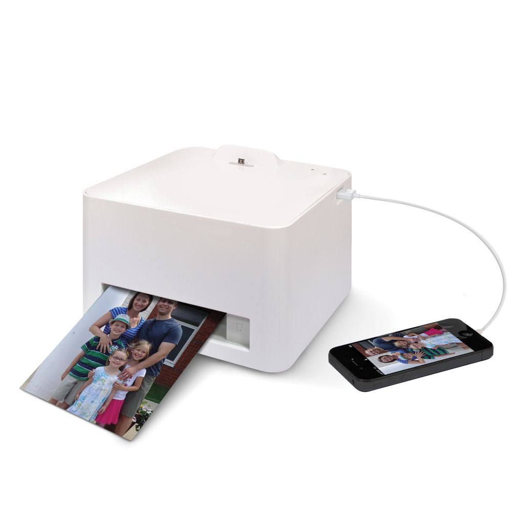 Android Smartphone Photo Printer3