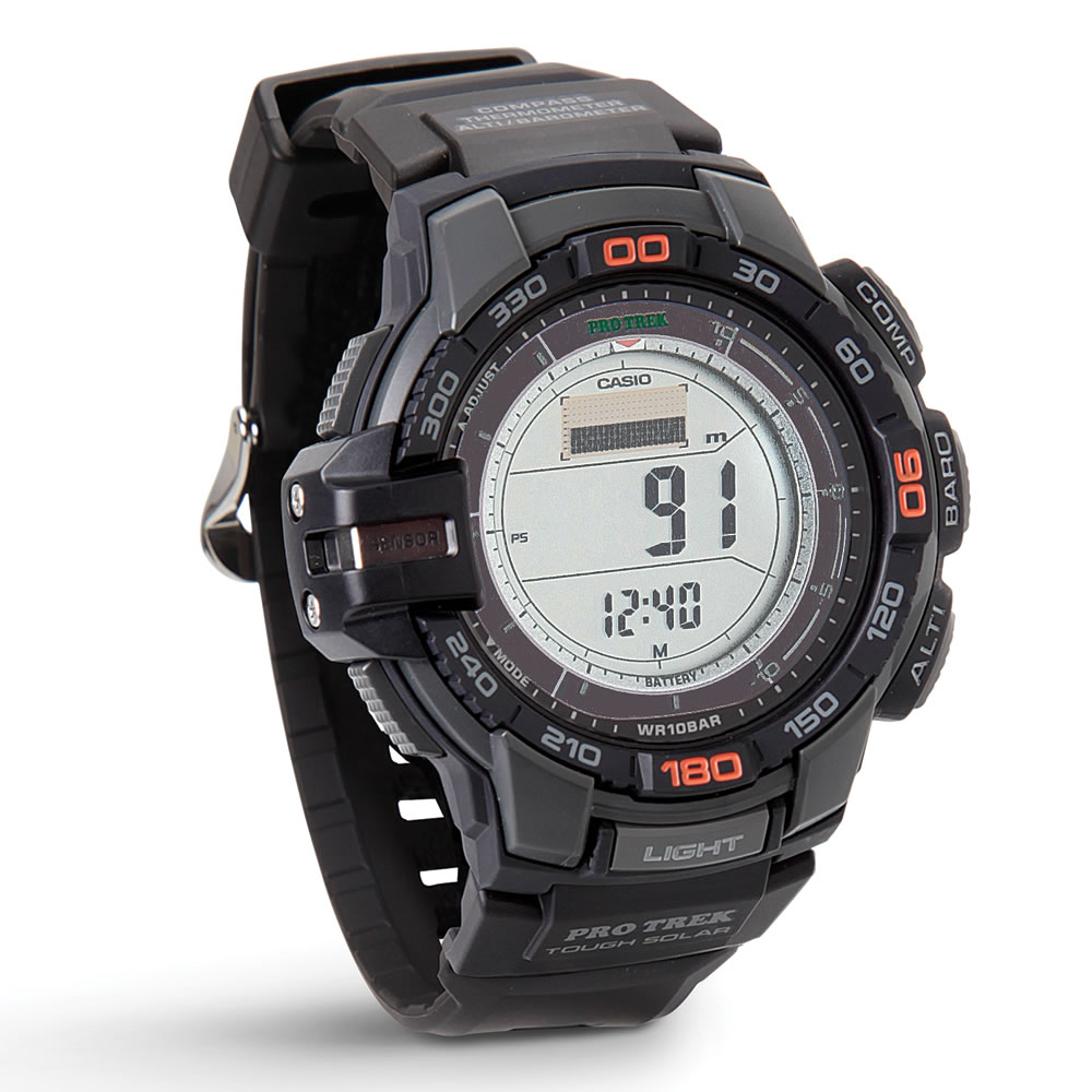 The Weather Alert Wristwatch 2