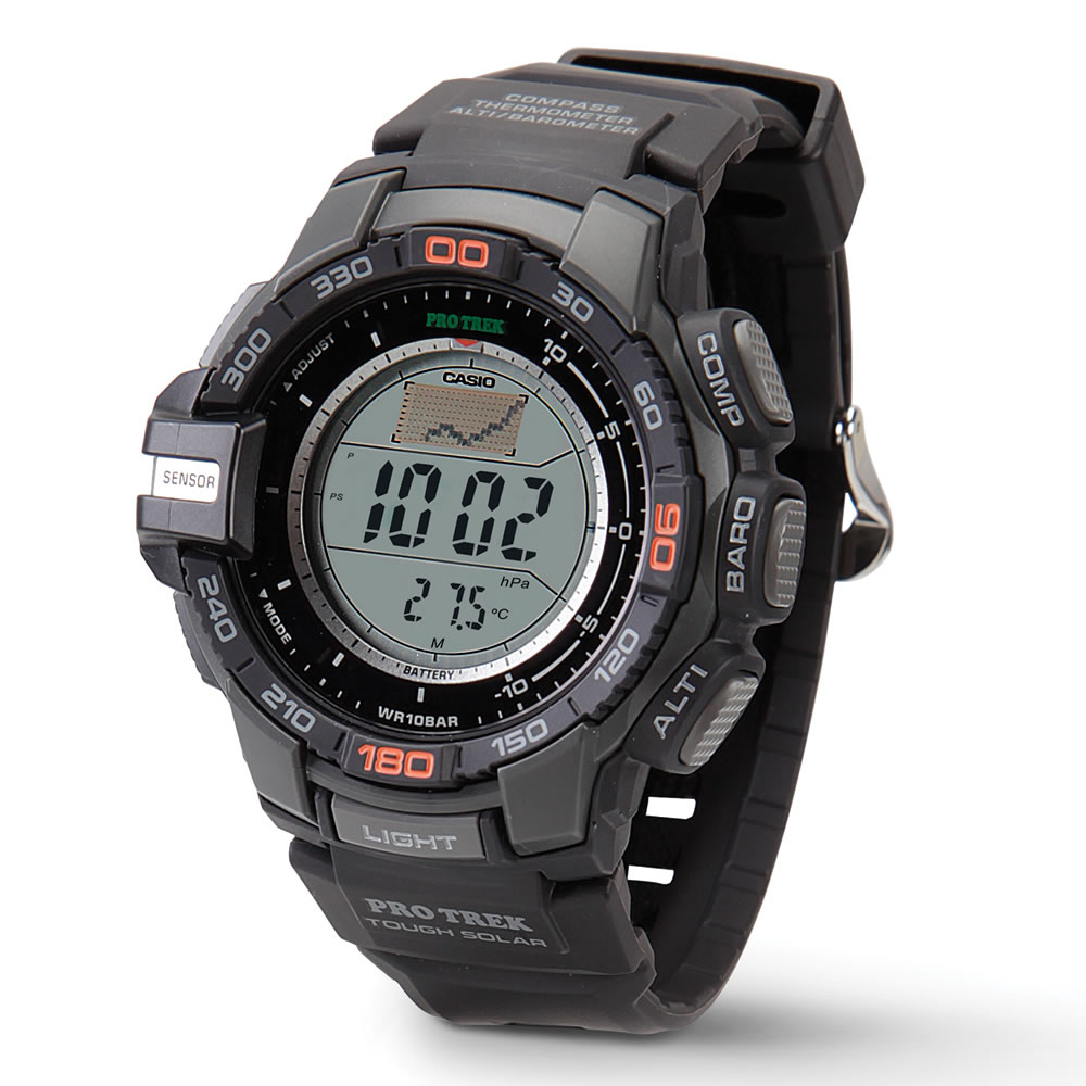 The Weather Alert Wristwatch 1