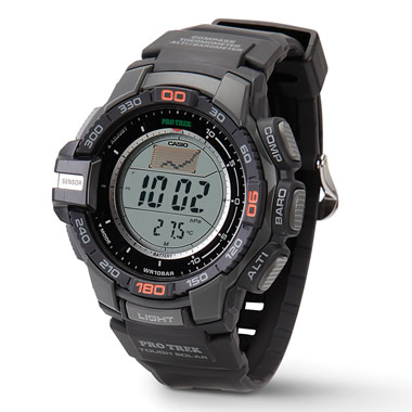 The Weather Alert Wristwatch