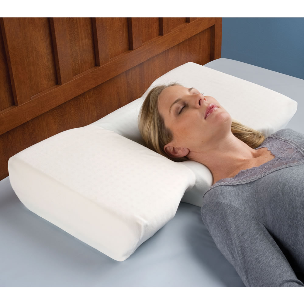 The Neck Pain Relieving Pillow 1