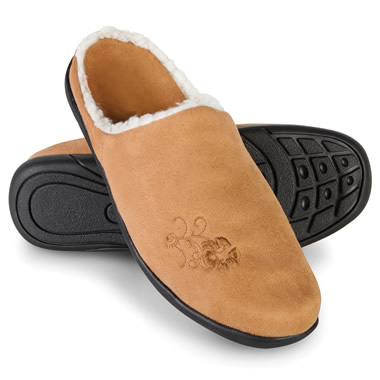 The Women's Relaxed Fit Slippers.