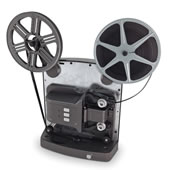The Super 8 To Digital Video Converter.