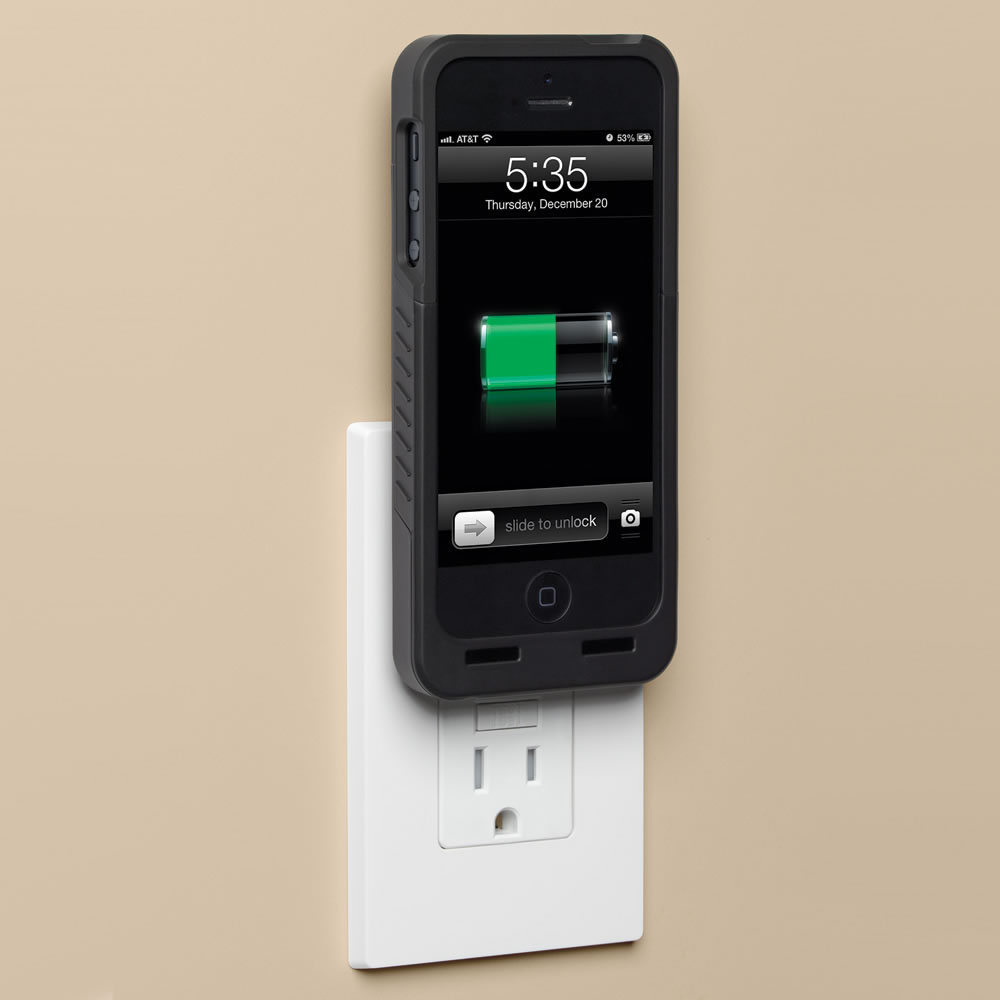 The Cordless iPhone 5/5s Charging Case2
