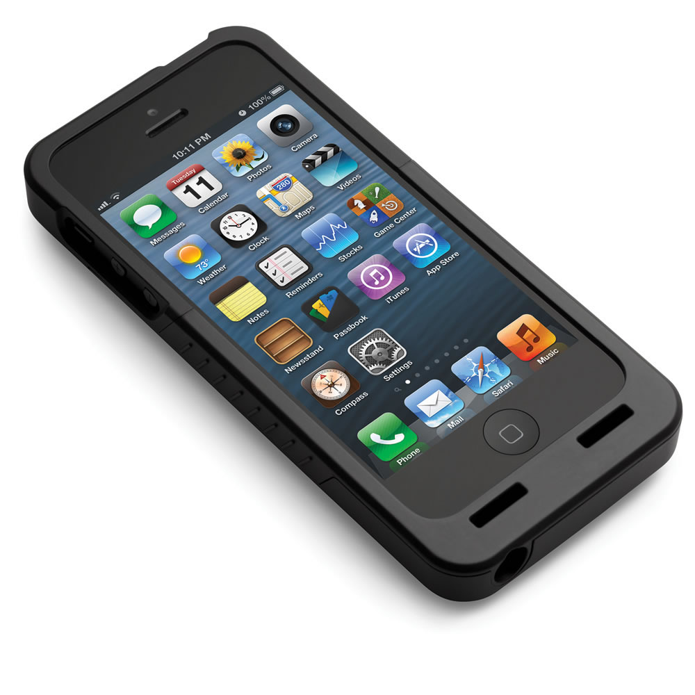The Cordless iPhone 5/5s Charging Case 4