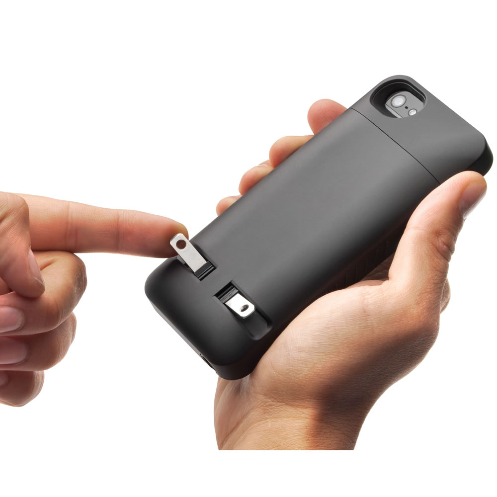 The Cordless iPhone 5/5s Charging Case 6