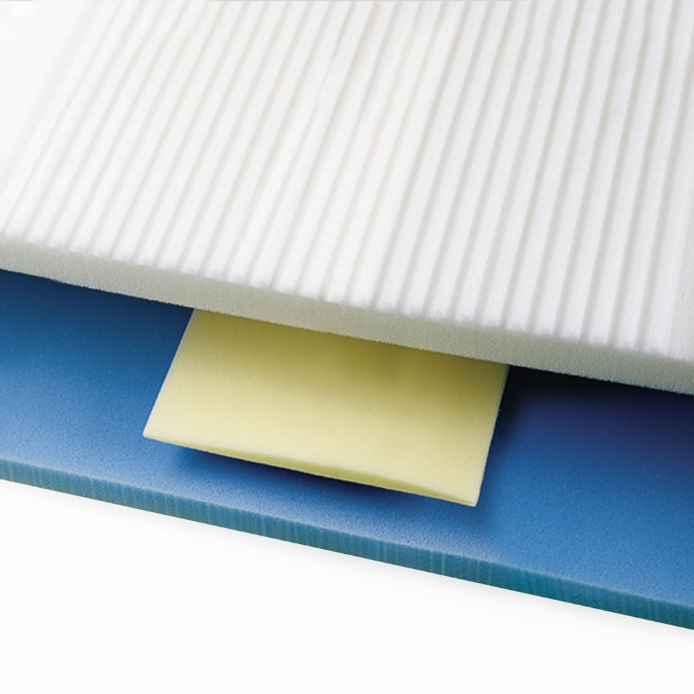 The Lumbar Supporting Memory Foam Mattress Pad (King)3