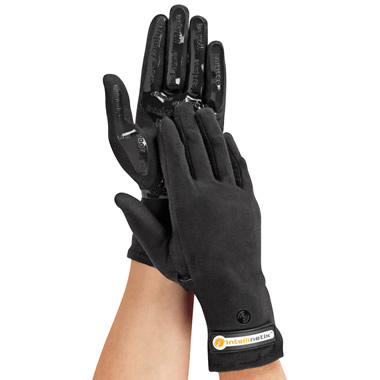 The Circulation Enhancing Vibration Gloves.
