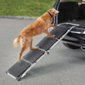 The Portable Pet Staircase or Ramp.