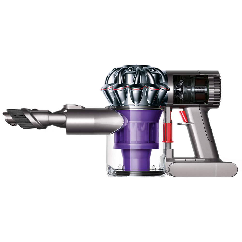 The Dyson Cyclonic Suction Hand Vacuum 2