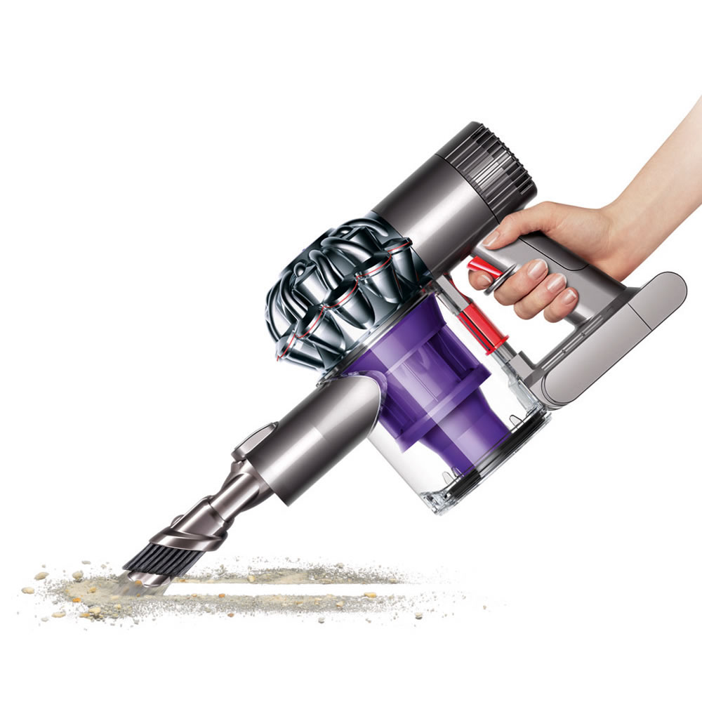 The Dyson Cyclonic Suction Hand Vacuum 3