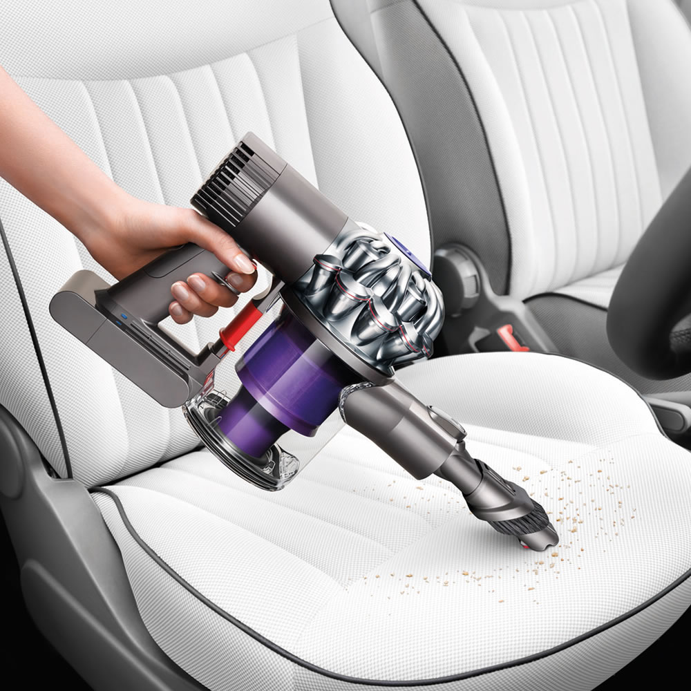 The Dyson Cyclonic Suction Hand Vacuum 4