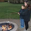 The Campfire Roasting Rod.