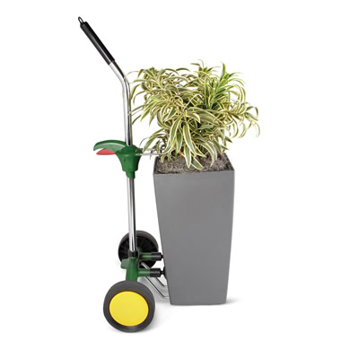 The Superior Potted Plant Hand Truck.