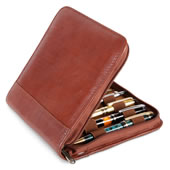 The Pen Collector's Handmade Case.