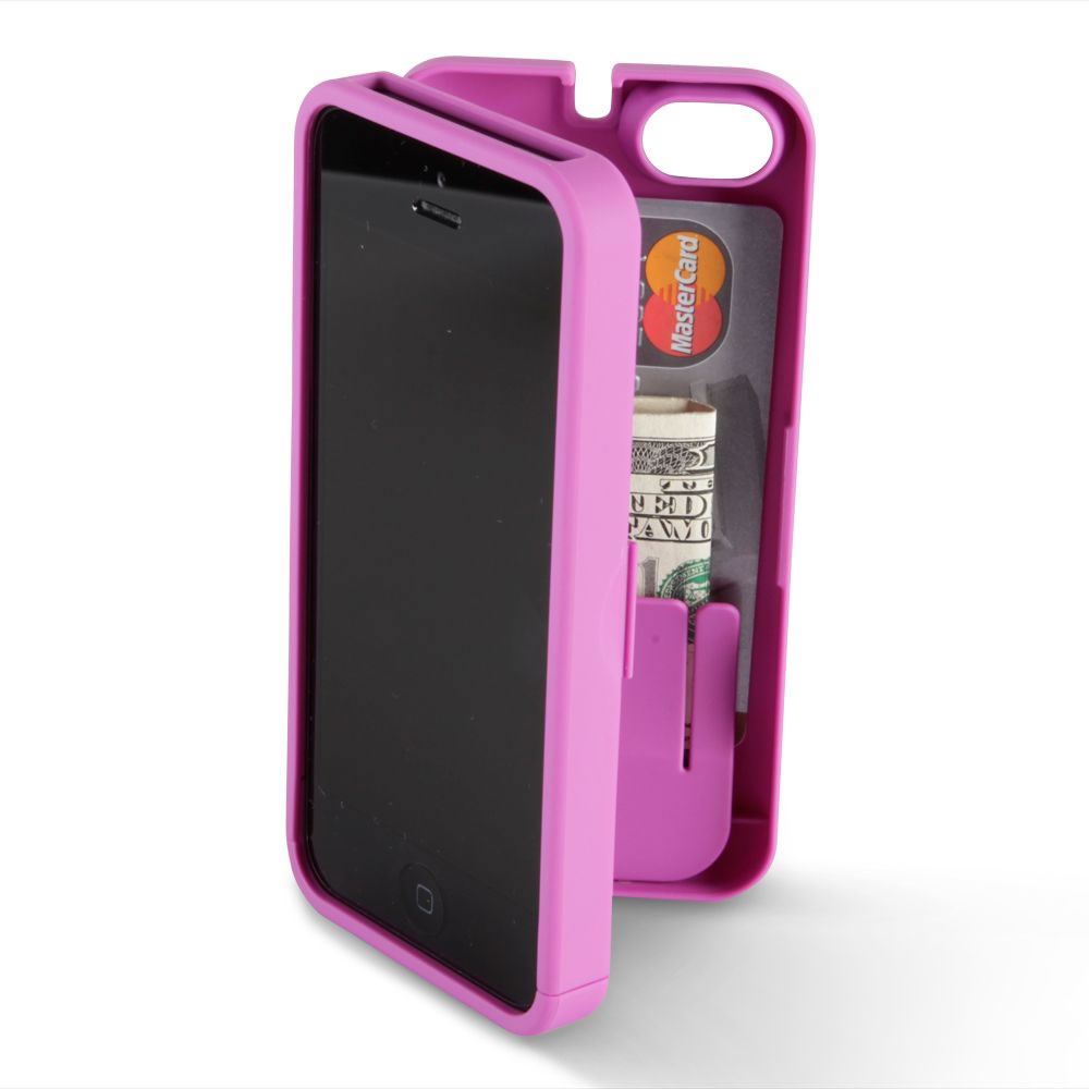 The iPhone 5/5s Polycarbonate Wallet (Colors) 7