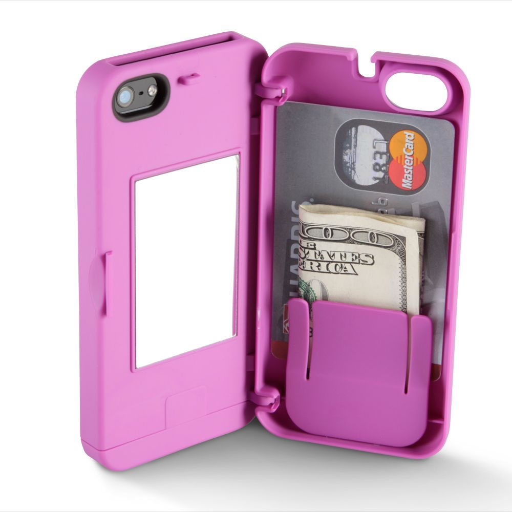 The iPhone 5/5s Polycarbonate Wallet (Colors) 8