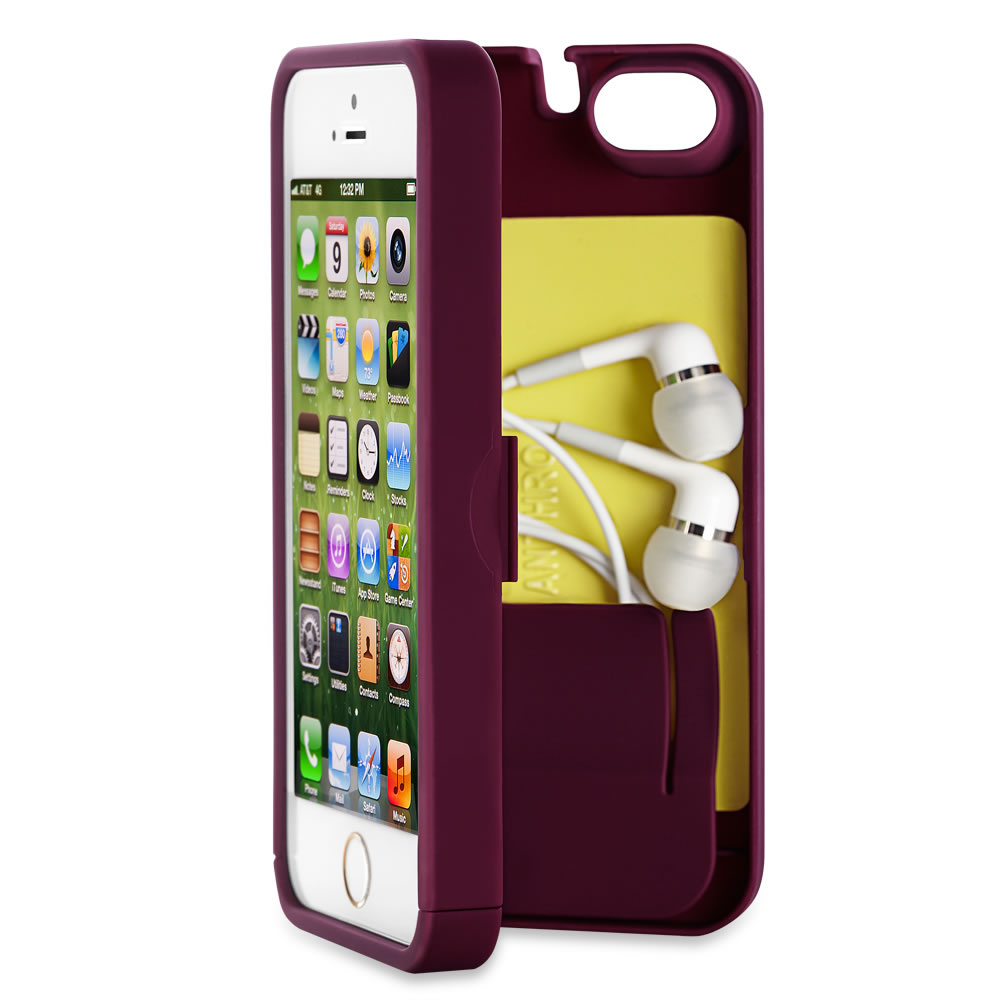 The iPhone 5/5s Polycarbonate Wallet (Colors) 10
