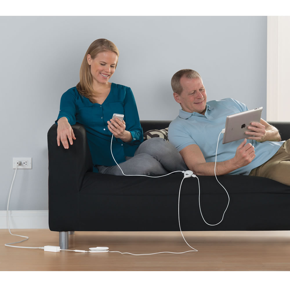 The 15' Comfortable Reach Charger 1