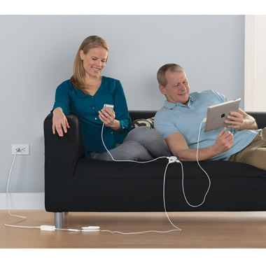 The 15' Comfortable Reach Charger.