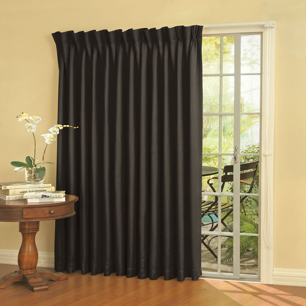 The Noise Reducing Patio Door Drapes 3