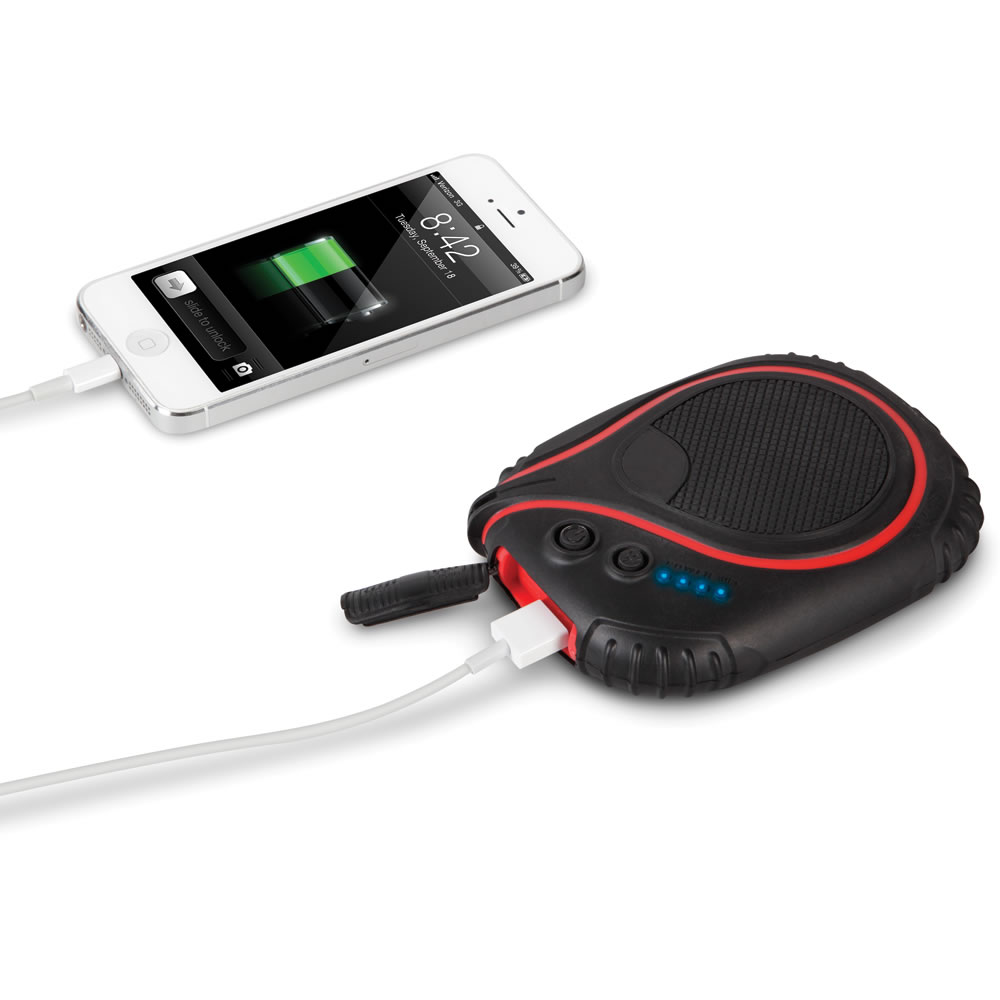 The Waterproof Backup Battery 1